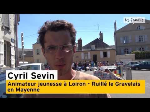 Championnat de caisses à savon à Laval en Mayenne