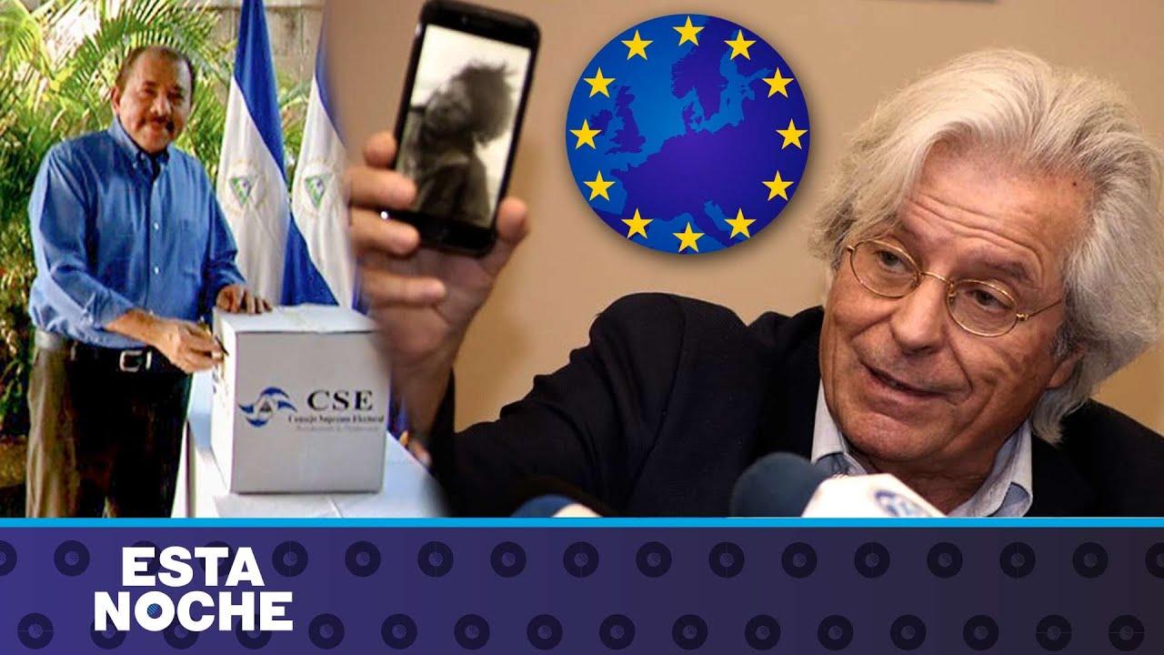 """Eurodiputado Javier Nart: """"Unión Europea no reconocerá las elecciones de Ortega"""""""
