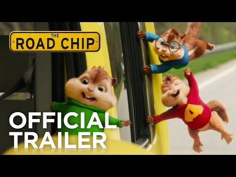 Alvin and the Chipmunks: The Road Chip | Official Trailer [HD] | Fox Family Entertainment