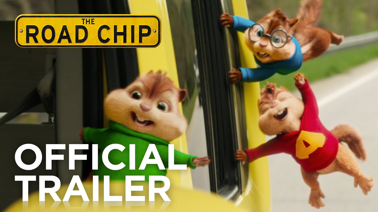 Alvin and the Chipmunks: The Road Chip online trailer watch