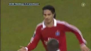 Hamburger SV 3 - 2 Bayer Leverkusen