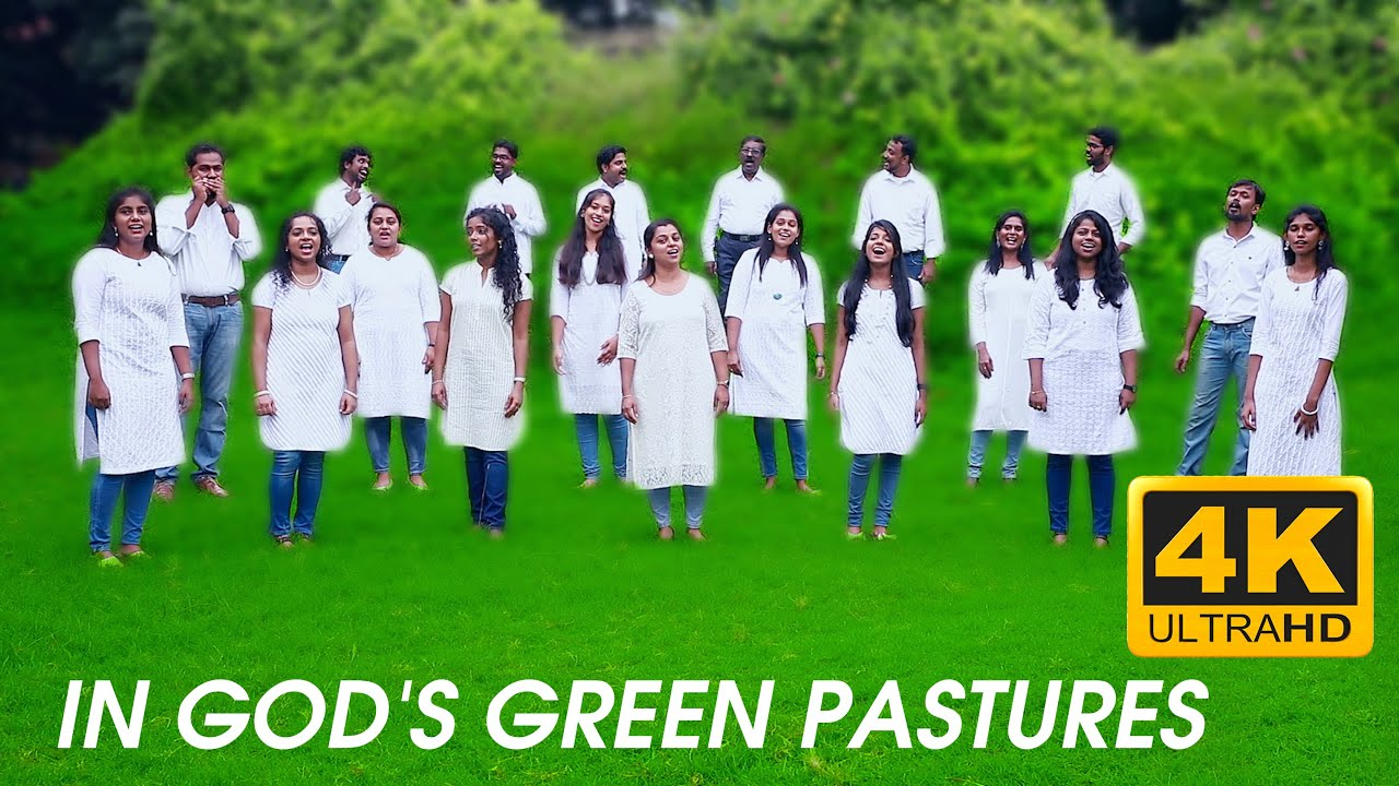 In God's Green Pastures | His Sheep am I | Hymn | Voice of Eden | INDIA
