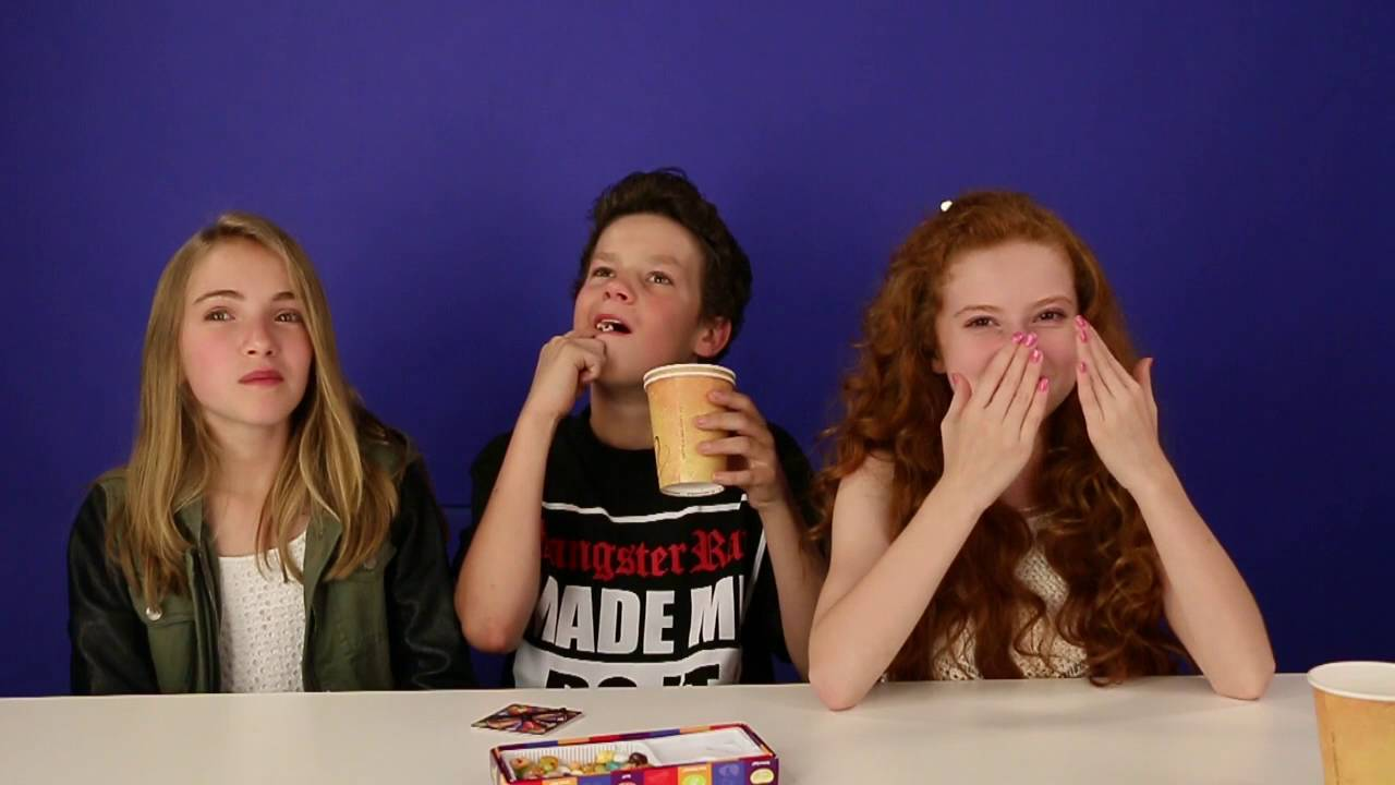 Bean Boozled with Hayden Summerall & Lauren Orlando