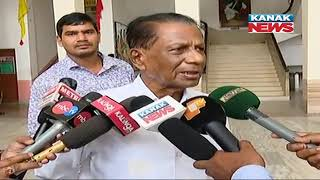 Ananta Das Wishes CM Naveen Patnaik Ahead Of His Birthday