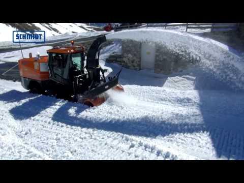 Schmidt Supra - Snow Cutter Blower