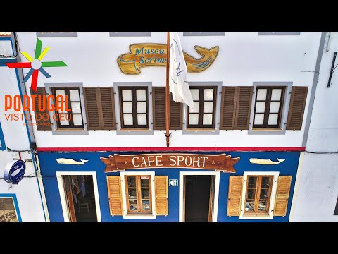 Porto Pim - Horta - Peter Café Sport - Faial - Azores - 4K Ultra HD