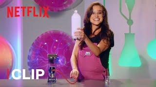 Make Your Own Cloud in a Bottle  Emilys Wonder Lab  Netflix Jr