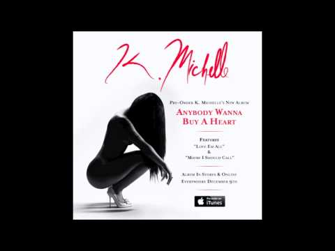 ", K. Michelle Releases ""Love 'Em All"" Video And Album Tracklist"