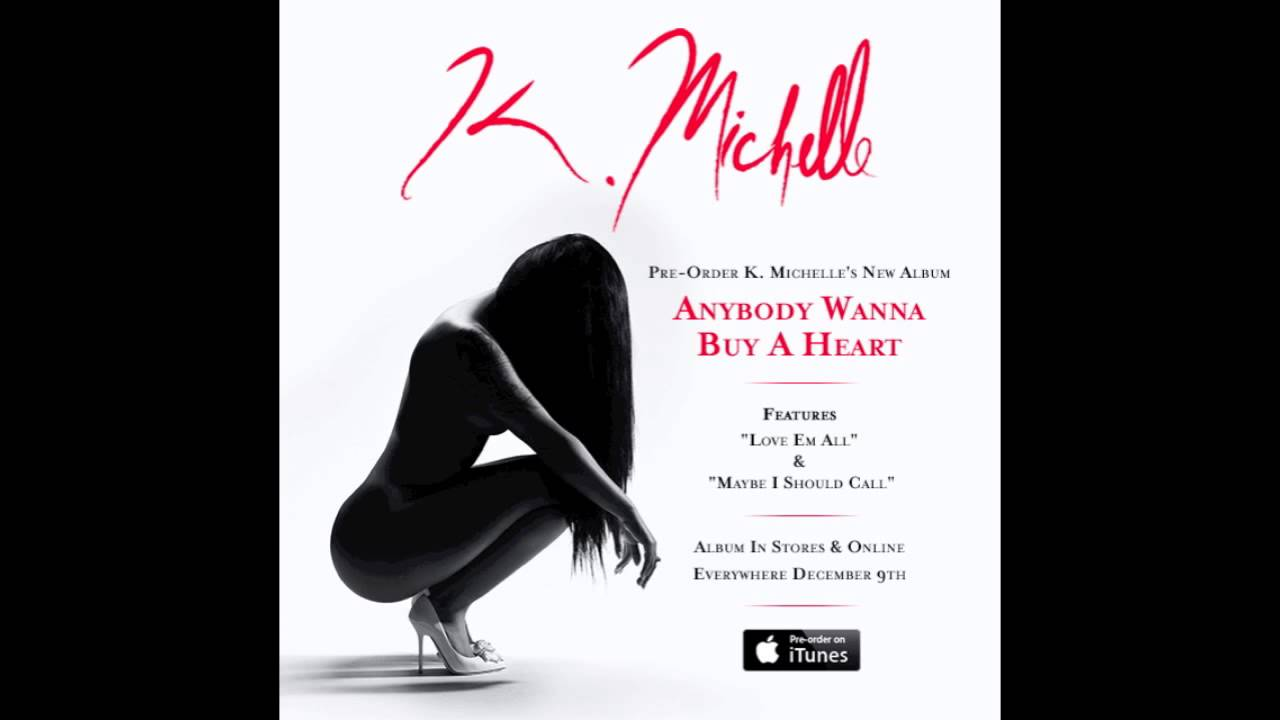 K. Michelle - Maybe I Should Call (Official Audio)