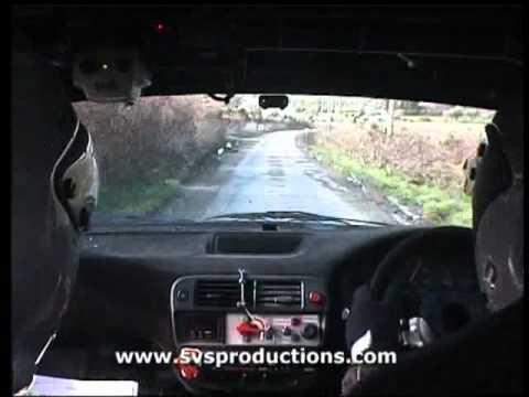 2011 West Cork Junior Rally - Padraig McCarthy & Simon Duggan - Stage 2