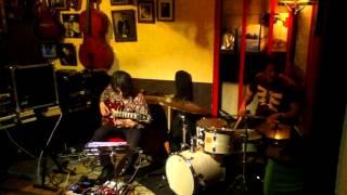 Trio Improvisation-谷川卓生(g) 本田珠也(ds) 神田晋一郎(key)