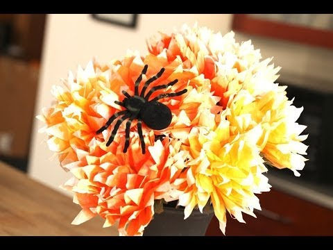 Robert's Halloween Flowers