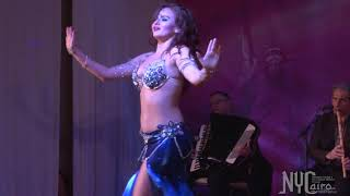 Lidia Pleiada Oriental Belly Dance - بتونس بيك