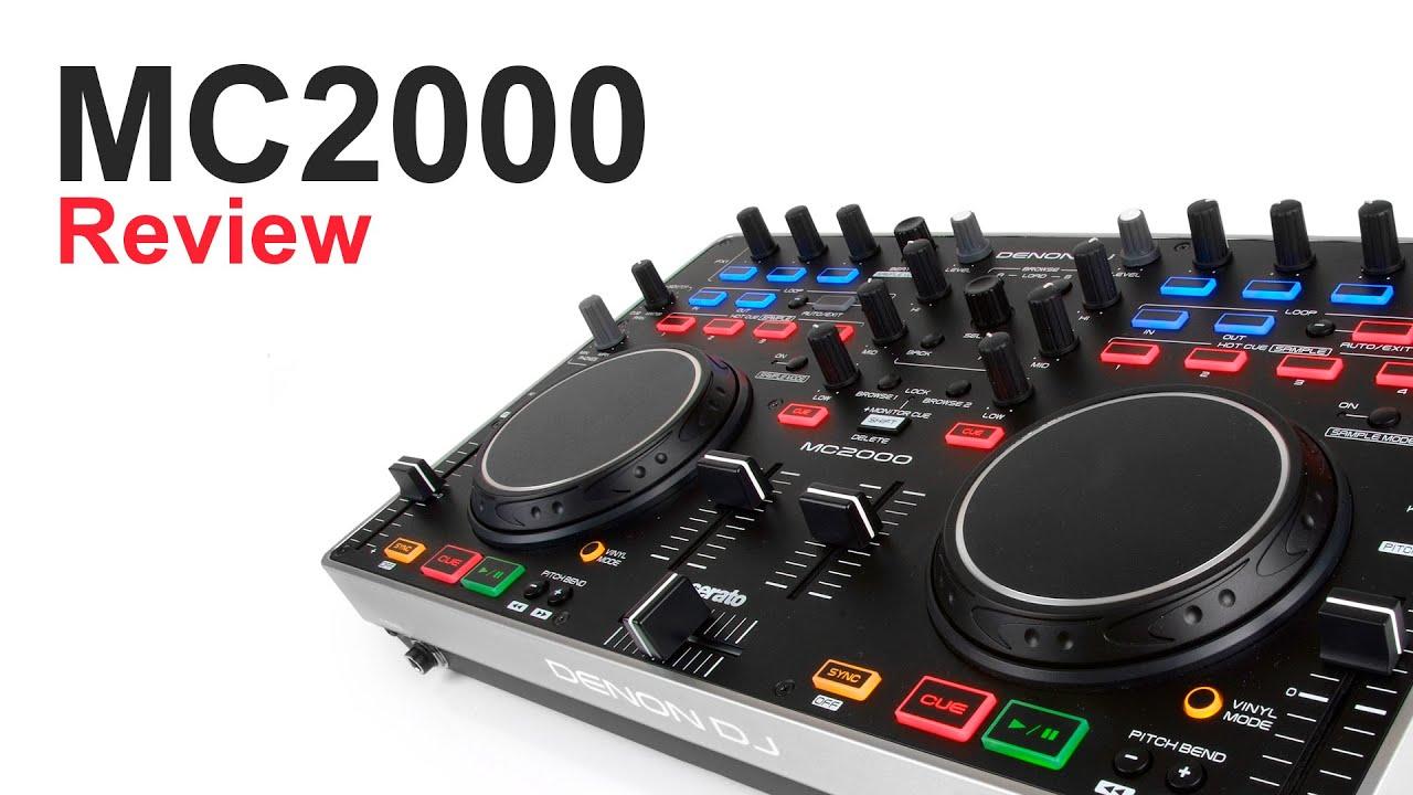 DENON DJ MC2000 ASIO WINDOWS 7 DRIVER DOWNLOAD
