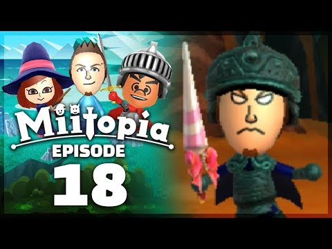 Miitopia - Part 18: GET ANGRY! [Nintendo 3DS Full Version]