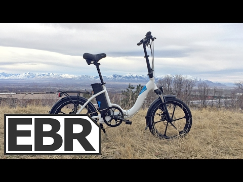 Magnum Premium Video Review - Fast & Powerful Folding Electric Bike