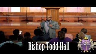 PROPHETIC SUMMIT 2018: Bishop Todd Hall