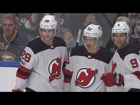 10/09/17 Condensed Game: Devils @ Sabres
