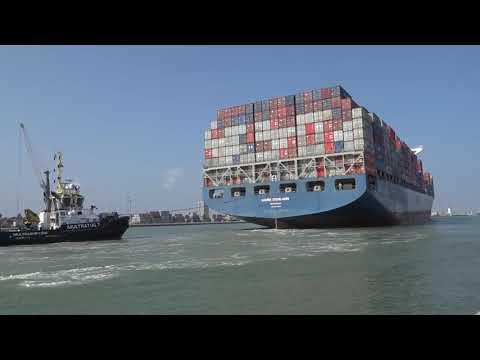 Le Port de Cotonou à l'ERE DES GRANDS NAVIRES.