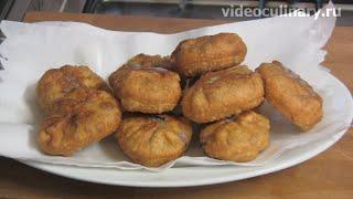 Беляши из пирожкового теста - Рецепт Бабушки Эммы