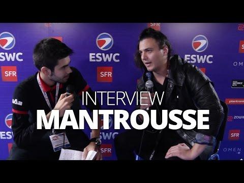Mantrousse - Interview with an interviewer - Paris Games Week 2016