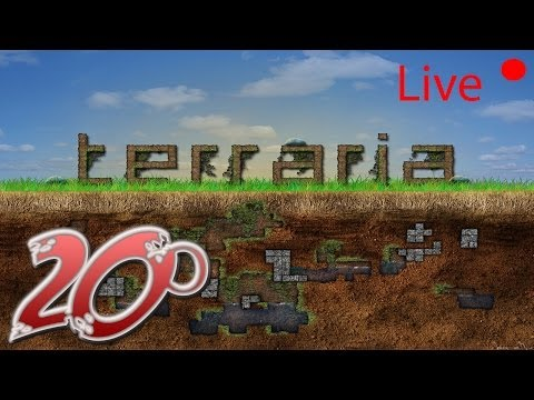 Terraria 1.2 Detonado / Gameplay - Episódio 20