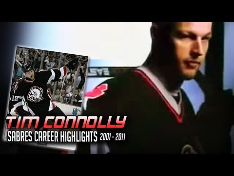 Tim Connolly - Sabres Career 2001-2011
