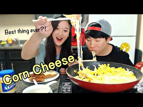 Corn Cheese Cooking | Mukbang | Eating Show