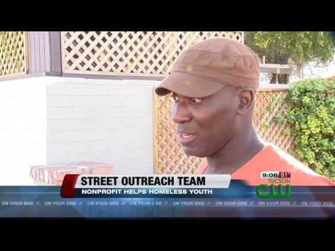 How an outreach team helps homeless youth in Tucson