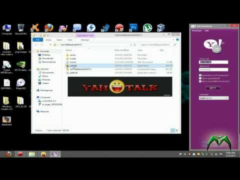 The New Yahoo Chat - YahTalk