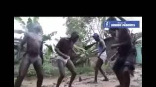 Ami Dana kata pori african version-2016