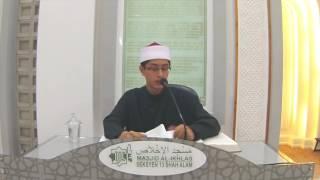 Ustaz Umar Abdul Aziz  Umar  - Persiapan Ramadhan  Km 18/5/2016