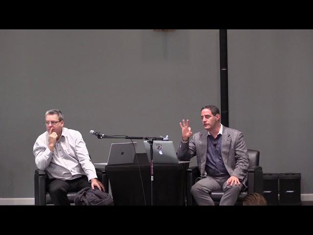Charismatic Gifts Discussion with Matt Slick and Andrew Rappaport | CARM | SFE