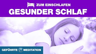 Meditation, Hypnose zum Einschlafen und Durchschlafen | 60 Minuten