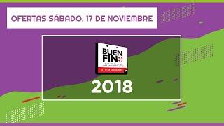 Ofertas Sábado de El Buen Fin 2018