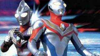Ultraman Dyna Ending Full with Lyrics