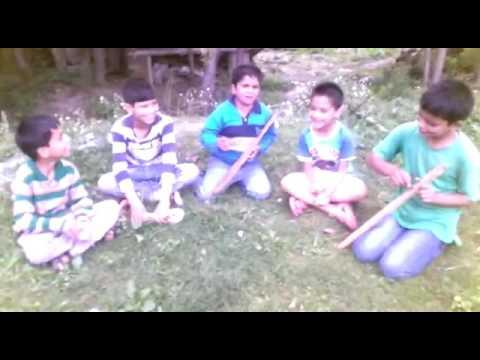 Funny Kashmiri song