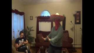 Harlem Shake 2 (ceiling fan edition)