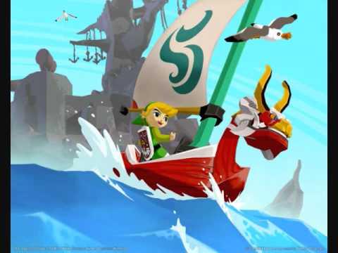 The Legend Of Zelda WindWaker OST- Dawn and Ocean