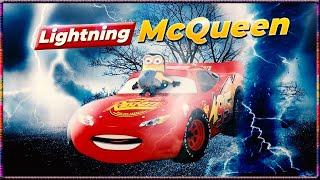 Cars 2 - Lightning McQueen ( friend from Mater - Hook & Finn McMissile )