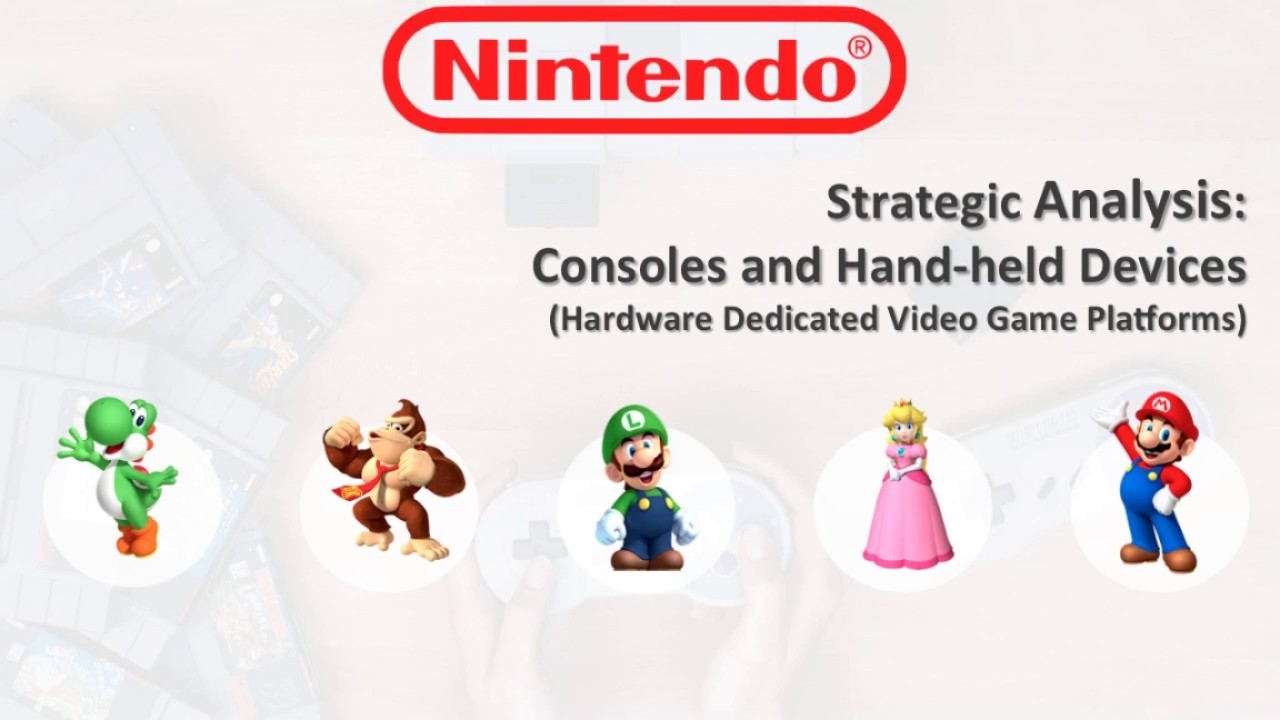 nintendo strategy This is retarded as hell damm nintendo this is 2014 not 1998 get with the frakin program you japanese people man i keep telloing you your so outdated i havent heard of you since i was 5 camon you idiots your japanese so use that super computer brain of your close down this outdated company and cut your losses.