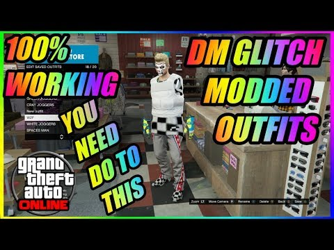*SOLO* GTA 5 DIRECTOR MODE GLITCH 1.46! ''ARENA WAR DLC'' Director Mode Modded Outfits PS4/Xbox One