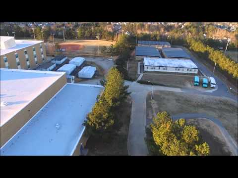 Soarin Over Green Hope High School