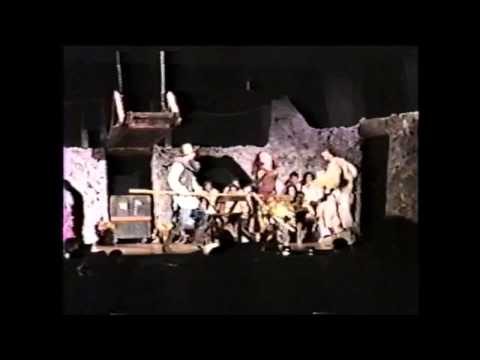 GRHS Man Of La Mancha 1989