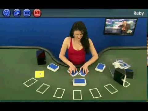Livedealer.org   Microgaming live blackjack shoe shuffle