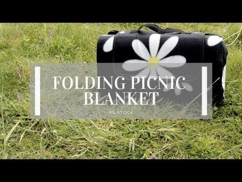 Folding Waterproof Picnic Blanket