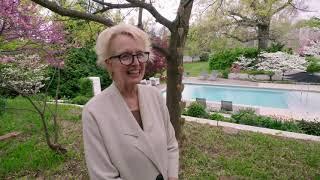Touring the Wallace Home Garden in Tulsa