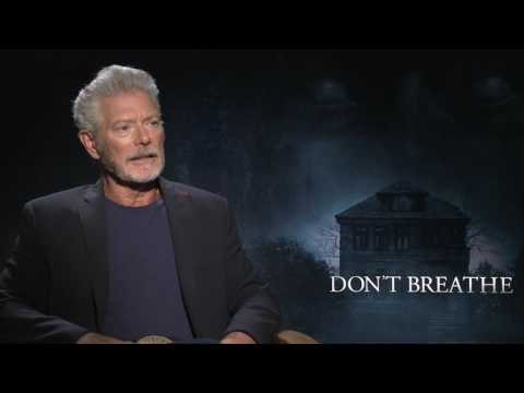 "Don't Breathe: Stephen Lang ""The Blind Man"" Official Movie Interview"
