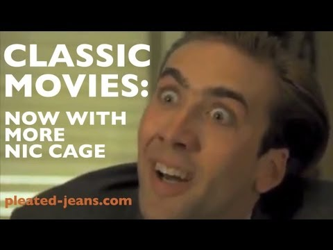 Classic Movies: Now With More Nic Cage