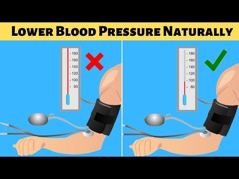 5 Lifestyle Changes To Help Lower Your Blood Pressure🌡